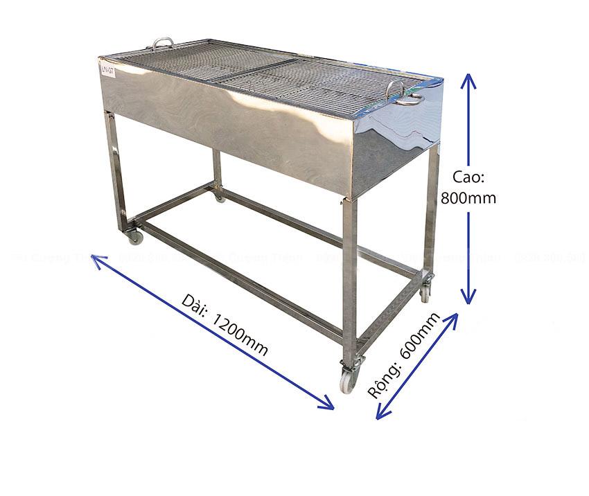 Đơn vị sản xuất lò nướng inox theo yêu cầu tại quận 4